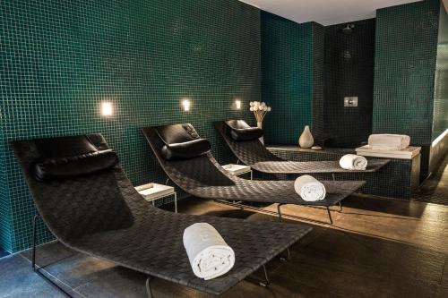 Spa and/or other wellness facilities at Hotel C2