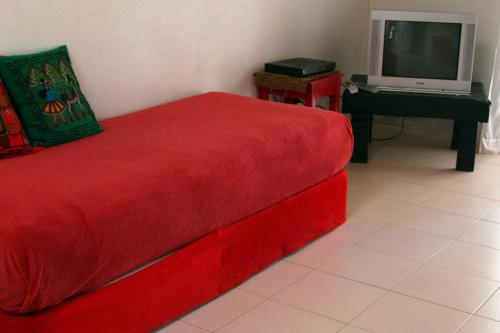 A bed or beds in a room at Apart Hotel Abedules