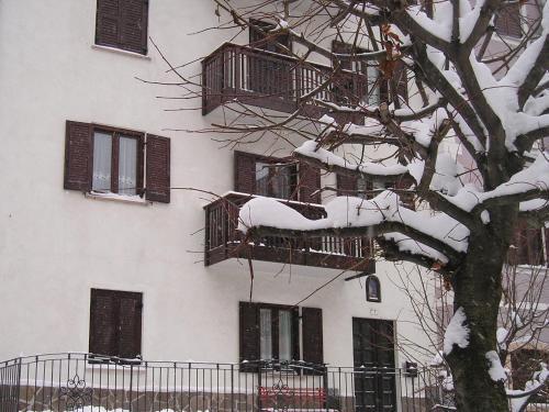 Appartamenti Donini Marco durante l'inverno