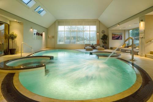 The swimming pool at or close to Minster Mill Hotel & Spa