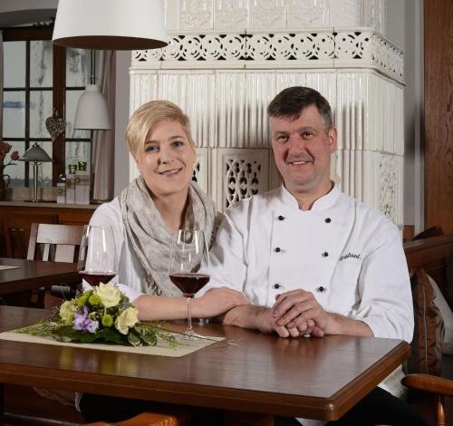 Персонал Klosterhof --Restaurant offen--