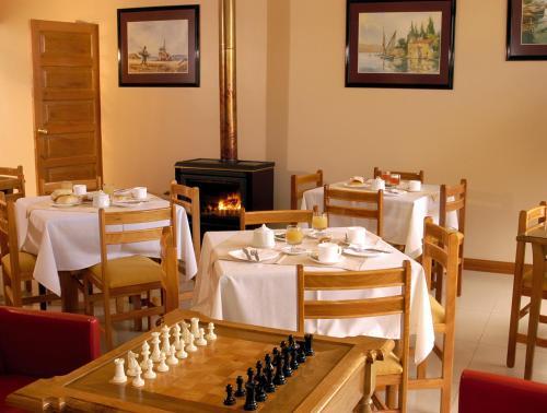 Ресторан / где поесть в Hotel Libertador Bernardo O´Higgins