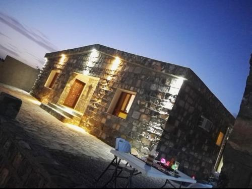Bait Aljabal Chalet Diyafa and camping