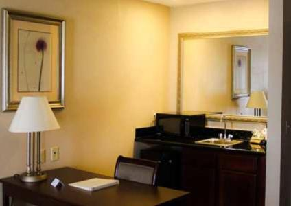 A kitchen or kitchenette at Hampton Inn and Suites Amarillo West