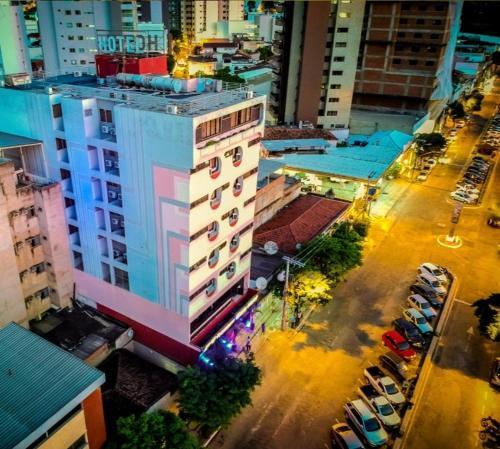 Hotel Premium Plaza с высоты птичьего полета