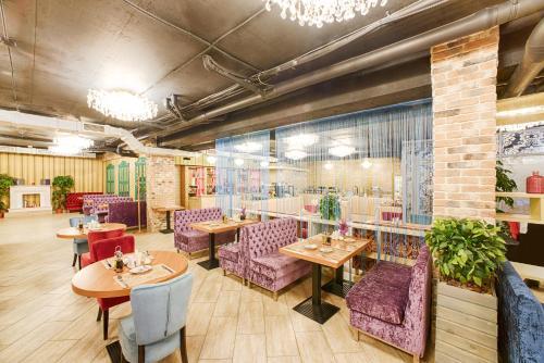 Ресторан / где поесть в Sunflower Авеню Отель Москва