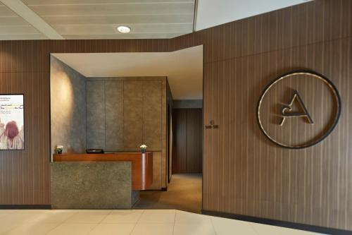 Bagno di Abu Dhabi Airport Hotel T3 Arrivals