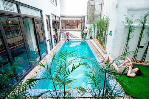 Hanoi Buffalo Hostel