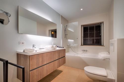 Salle de bains dans l'établissement B en B Maison seki