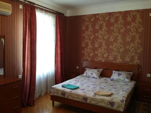 Cama ou camas em um quarto em Apartament on 28 May