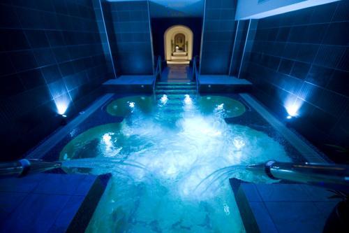 The swimming pool at or near Kilronan Castle Hotel & Spa