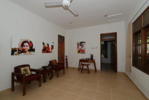 Posezení v ubytování Dasa Wana Resort