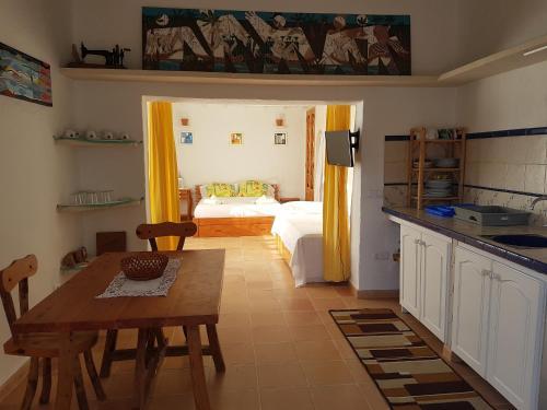 Cucina o angolo cottura di Turismo Rural Biniati des Pi