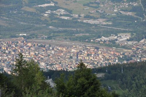 Vista aerea di Il Borgo Di Monica