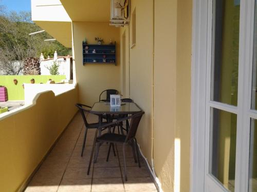 Μπαλκόνι ή βεράντα στο Harmony House