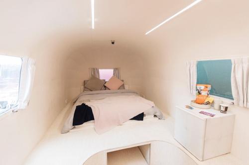 Een bed of bedden in een kamer bij NOTEL
