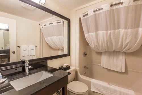 Ванная комната в Comfort Inn New Glasgow