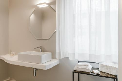 Un baño de Cenobio Hotel