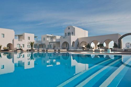 Πισίνα στο ή κοντά στο El Greco Resort & Spa