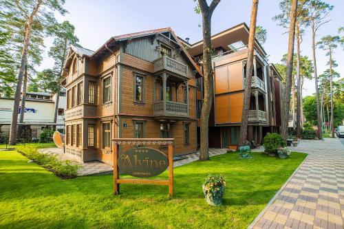 Villa Alvīne Family Apart-Hotel