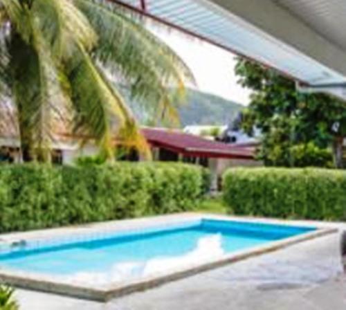 A piscina localizada em HUAHINE - Fare Hautiare ou nos arredores