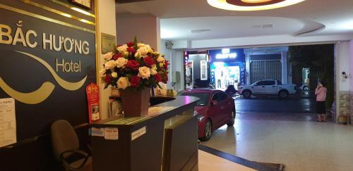 Khu vực sảnh/lễ tân tại Bac Huong Hotel
