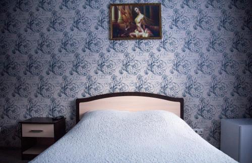 Кровать или кровати в номере Clever Hotel