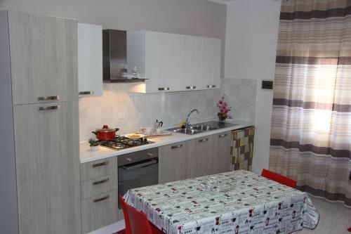 Cucina o angolo cottura di Cialoma Home Holiday