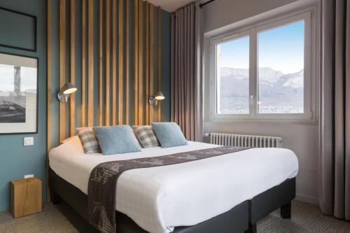 Hotel The Originals Annecy Sud Beauregard (ex Inter-Hotel) Sevrier, France