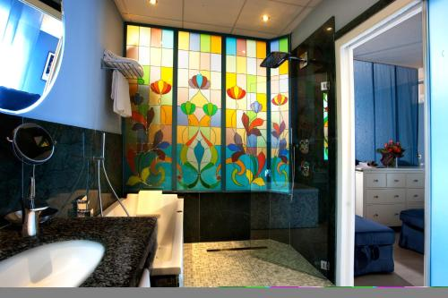 Bagno di Hotel Jasmin