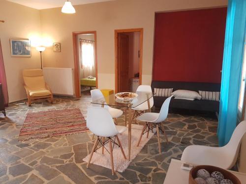 Гостиная зона в CorfuGrace