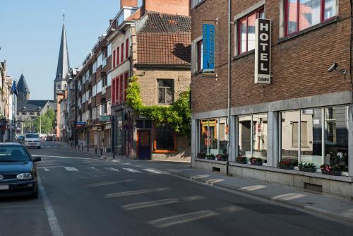 De omliggende buurt of een buurt vlak bij het hotel