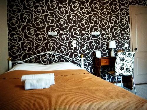 """Letto o letti in una camera di Tommy""""s rooms"""