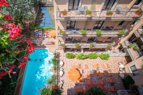 Hotel Michelangelo Sorrento, Italy