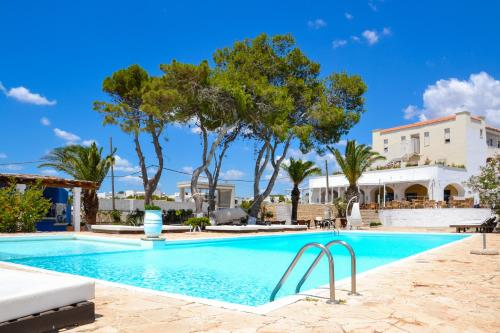 The swimming pool at or near Approdo Boutique Hotel Leuca