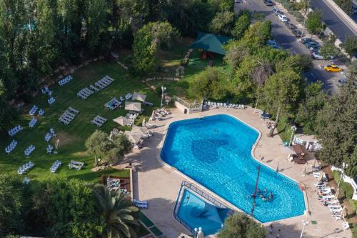 A view of the pool at Ramada Jerusalem Hotel or nearby