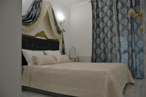 Кровать или кровати в номере Apartment Bellini