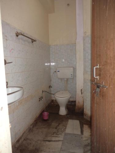 A bathroom at Hotel Sajan
