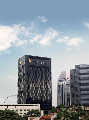 Pan Pacific Serviced Suites Beach Road (SG Clean, Staycation Approved)