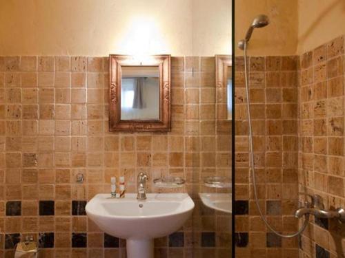 Een badkamer bij Cressa Ghitonia Village