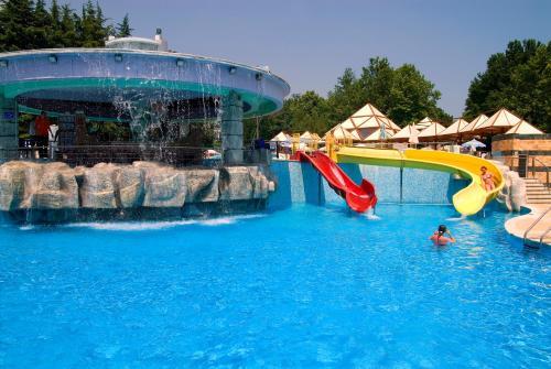 Un aquapark la sau în apropiere de acest hotel