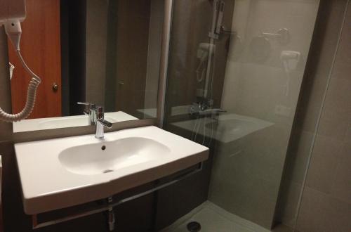 O baie la Hotel Java