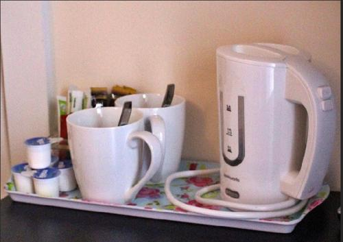 Coffee and tea making facilities at The Rooms at The Spout