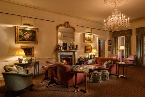 Ristorante o altro punto ristoro di Ballynahinch Castle Hotel