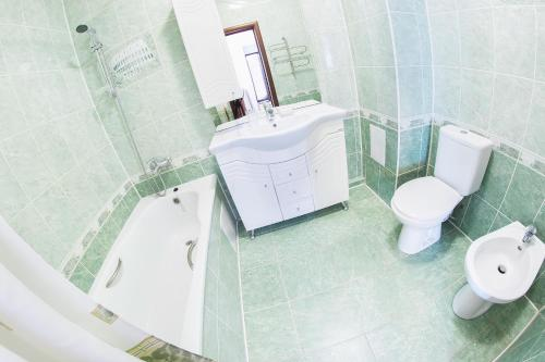 Ванная комната в Apartment on Michurina47