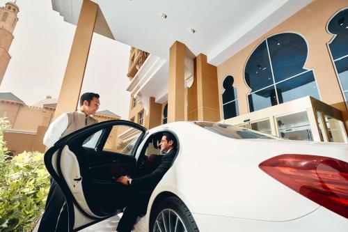Guests staying at Shaza Riyadh