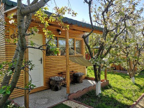 Relax Eaza - Casa cu Hamac