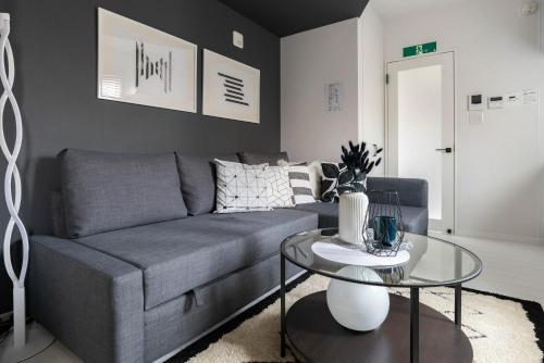 Bijou Suites Rencontreにあるシーティングエリア