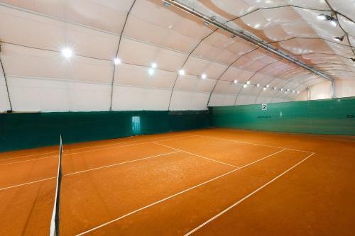 Теннис и/или сквош на территории Мини-отель Золотой Ручей или поблизости