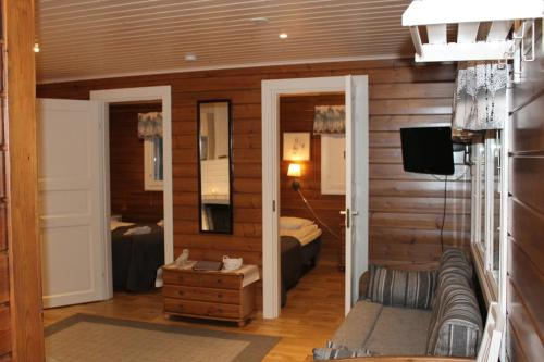 A television and/or entertainment center at Loma-Vietonen Holiday Village